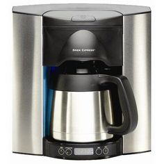 Brew Express Programmable 10 Cup Coffee Maker * Find out more about the great product at the image link.  This link participates in Amazon Service LLC Associates Program, a program designed to let participant earn advertising fees by advertising and linking to Amazon.com.