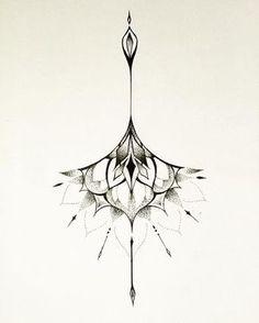Image result for simple line sternum tattoos