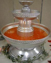 Several party punch recipes ~ slushy,fruity, sherbet, birthday