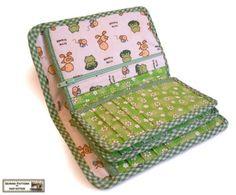 Wallets sewing pattern with 27 pockets   PDF by NapkittenPattern, $9.00