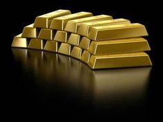 Ilyen tömbökben áll a Nemzeti Bankok aranytartaléka.