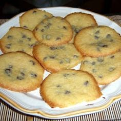 Chocolate Chip Cookies for diabetics