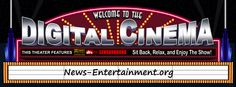Digital Cinema, Sit Back, Relax, Entertaining, Tv, Countries, Cable, Movies, Watch