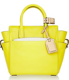 Mothers Day is coming and these bags should be on your gift list Yellow  Leather 02b7498ac035f