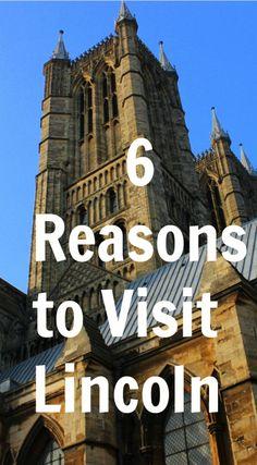 6 Reasons to Visit Lincoln | MakeNewTracks
