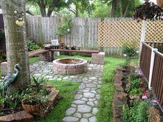 Nice back yard idea
