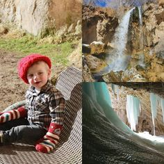 Tyler the brave little explorer. Saw a waterfall and climbed up behind it then slid around in an ice cave. @ajjohnson1986 #lovestoeatranchdressing #explore #brave #waterfall #icecave #icefalls #adventure #riflemountainpark #riflefallsstatepark #shootingrange by nerdybackpacker https://www.instagram.com/p/BCBD6eWB_8o/