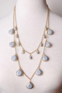 $18 Nimbus Cloud Necklace