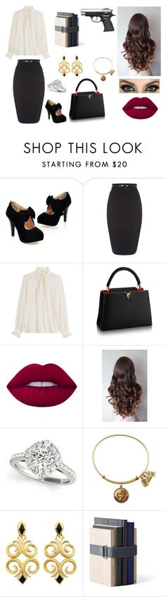 """Cora Shane 2"" by eliana-zennaro on Polyvore featuring moda, Closed, Lime Crime e Menu"