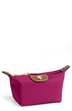 Longchamp  Le Pliage  Coin Purse available at  Nordstrom Longchamp, Luxury  Handbags, d04b3d6669