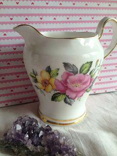 Royal Tara fine bone china milk jug