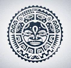 ポリネシアの入れ墨のスタイル photo
