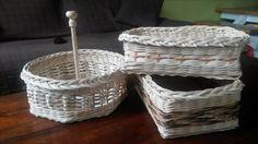 košíky z pedigu na omáčky a koření