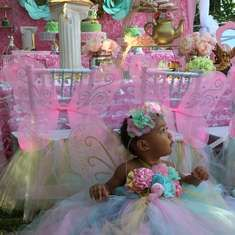 Samaya's Secret Garden - Fairy Tale/Garden Tea Party