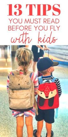 Flying with toddlers and little kids can be stressful, so here are 13 must-read tips for family air travel. What To Do Before You Travel Before I go on a b Travel Tips With Toddlers, Toddler Travel, Travel With Kids, Family Travel, Packing Tips For Travel, Travel Essentials, Travel Hacks, Travel Necessities, Traveling Tips