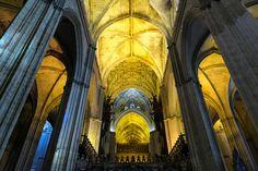 スペインの絶景がここに…世界遺産「セビリア大聖堂」の過去を知ったら行きたくなった | wondertrip 旅行・観光マガジン
