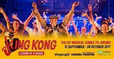 Related image King Kong, Boxer, Theatre, Musicals, Basketball Court, Image, Theatres, Boxer Pants, Theater
