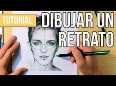 Aprende cómo dibujar retratos paso a paso: Guía única + vídeos   Manualidades