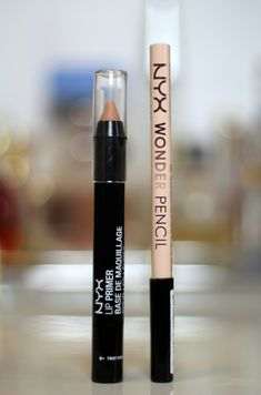 NYX Cosmetics: Wonder Pencil & Lip Primer
