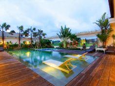 Seminyak Villa Rental: New And Beautiful Architect House In Seminyak, Overlooking Rice   HomeAway