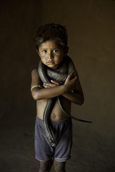 Children | Steve McCurry. Rajasthan, India