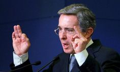 """""""Nadie se opone a la paz en Colombia, pero sí a la impunidad"""", dice Álvaro Uribe"""