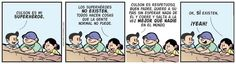 Pepito: Superheroes