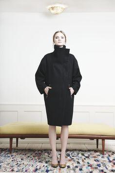 Rützou long dotted coat 3fb5c9906