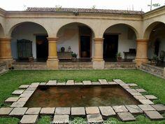 home, antigua guatemala,  patio