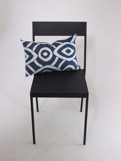 William+Yeoward+Latea+indigo+Cushion+Cover, £15.00 boho indigo blue white cushion