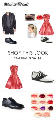 """""""Untitled #133"""" by pufferfishgal on Polyvore featuring Funtasma, NYX, Express, women's clothing, women, female, woman, misses and juniors"""