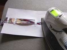 The Scientific Seamstress: Printable Bias Tape Maker!