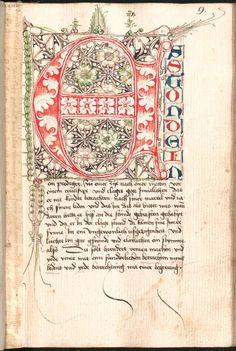 Seuse, Heinrich / Marquard : Büchlein der ewigen Weisheit Raum Baden, 1457 Cgm 5201  Folio 21