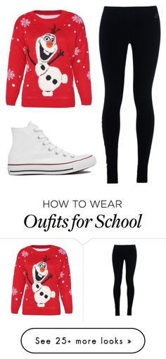 """""""Emily MacDonald"""" by maybaby2003 on Polyvore featuring Disney, NIKE and Converse"""