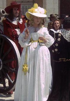 "Faye Dunaway in ""The Three Musketeers"" (1973)"