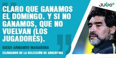 Lo dice quien nunca ganó una #CopaAmérica