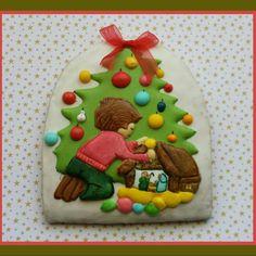 Escena navideña | Cookie Connection