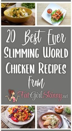20 Best Ever Slimming World Chicken Recipes | Fatgirlskinny.net | Slimming World Recipes & More Slimming World Diet Plan, Slimming World Treats, Slimming World Dinners, Slimming World Recipes Syn Free, Slimming Eats, Slimming Workd, Slimming World Chicken Dishes, Broccoli, Instant Pot