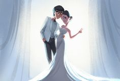 The Journey to the wedding on Behance