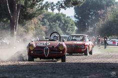 Car pornography — Starring: Alfa Romeo Giulietta 1600 Spider Corsa ...
