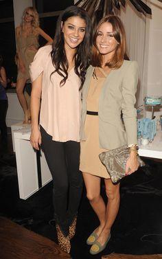 Jessica & olivia