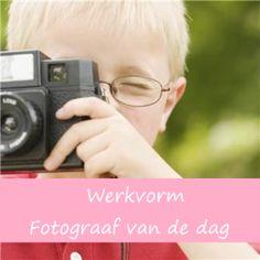 Fotograaf voor een dag