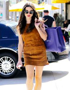 Crystal Reed out in Beverly Hills on March 23, 2016