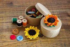 Billedresultat for crochet miniature sunflower