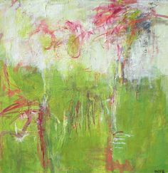 brenda zappitell //love the colors + visual texture in this piece!