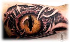 Eye by Ezequiel Samuraii