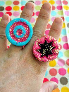Salt Dough Jewelry - Home Heart Craft