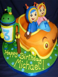 35 best Umizoomi Party Ideas images on Pinterest | Parties ...