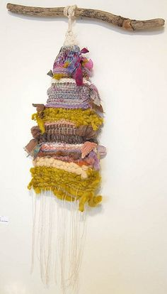 e12 | Flickr - Photo Sharing! Very cool modern weaving.